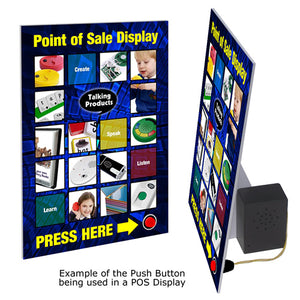Motion Sensors for Point of Sale