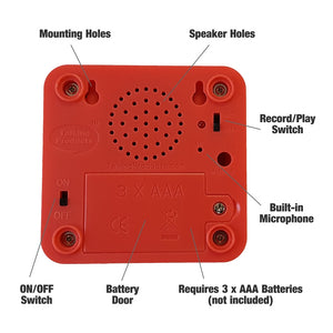 Sound Button features