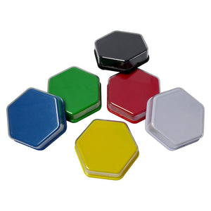Talking Tiles Voice Recorders Coloured Hexagons