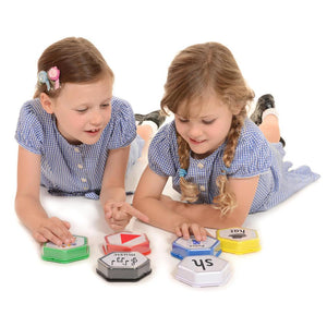 Talking Tiles Voice Recorder Speech Language and Literacy Activities