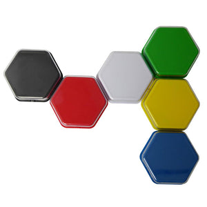 Talking Tile Voice Recorder Coloured Hexagons