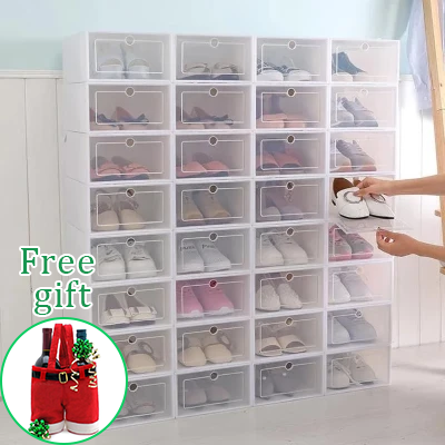 Protective Shoe Box (Get Free Santa Pants Gift Bag)