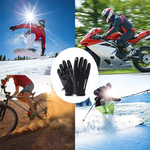 【Last Day Promotion 50% OFF】Winter Warm Waterproof Touch Screen Gloves