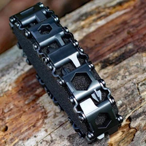 29 In 1 Multi-Tool Wearable Stainless Steel Bracelet(Free Shipping)