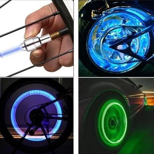 LED Rim Lights 4PCS