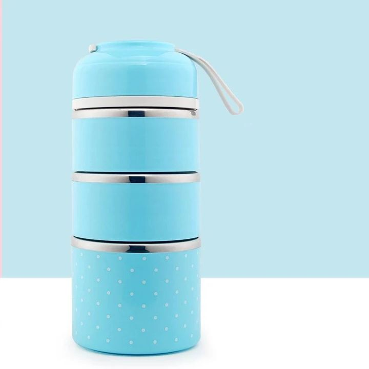 (50% OFF) Thermal Lunch Box Leakproof