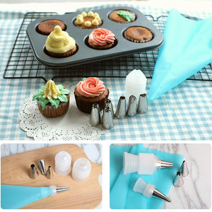 24 Nozzle Set Cake Decorating Tools