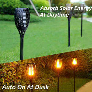 SOLAR FLAME TORCH (Buy 6 Free Shipping)