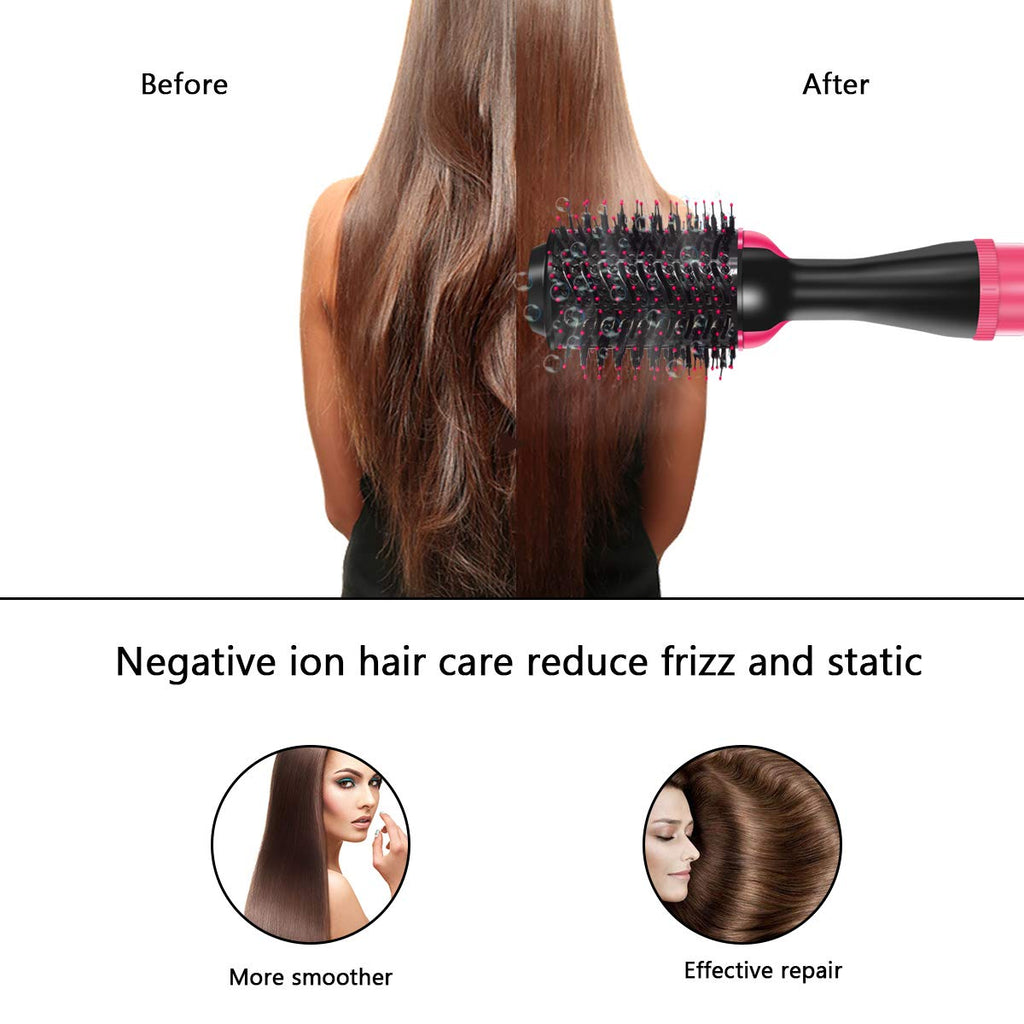 (50% OFF) Hair Dryer Brush (Buy 2 FREE SHIPPING)