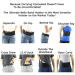 Ultimate Concealed Carry Belly Holster