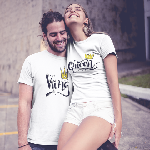 King • Queen - Script