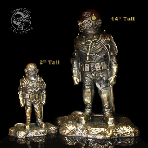 Cold Cast Bronze - Divers Gifts