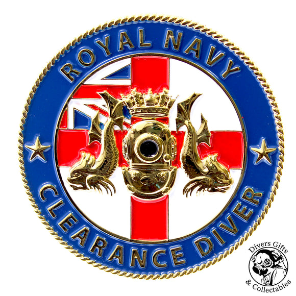 Challenge Coins - Divers Gifts