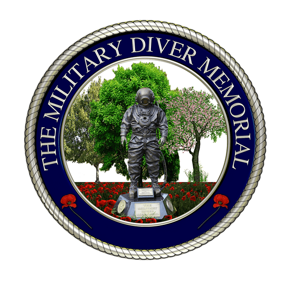 Military Diver Memorial - Divers Gifts