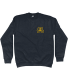 02 - Sweatshirt - Navy EOD - (Printed Front and Back)