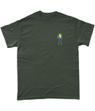 Navy Diver Frog - T-Shirt - Divers Gifts & Collectables