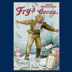 42 - Fry's Cocoa Diver