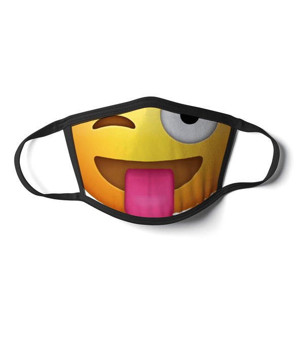 32 - Tongue out emoji - Divers Gifts