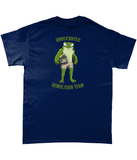 UDT Frog - T-Shirt (Printed Front and Back) - Divers Gifts & Collectables
