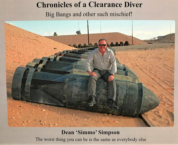 Big bangs and other such mischief! - by Dean 'Simmo' Simpson - - Divers Gifts