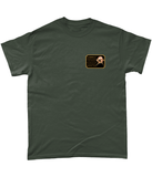 36a - Heinke Logo - T-Shirt (Printed Front and Back) - Divers Gifts