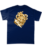 47 - MkV and Octopus - T-Shirt (Printed Front and Back)