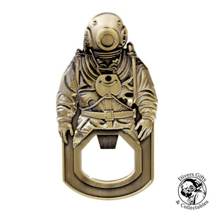 Siebe Gorman 6 Bolt Torso - Bottle Opener - Divers Gifts & Collectables