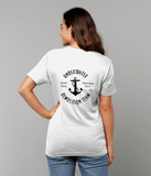 17 - UDT T-Shirt - Anchor Design (Printed Front and Back)