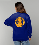 19 - Sweatshirt - RN Ships Diver - (Printed Front and Back)