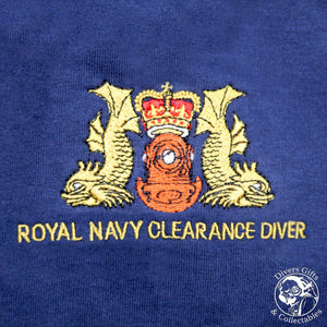 Royal Navy Clearance Diver T-Shirt - Divers Gifts & Collectables
