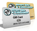Gift Card - Divers Gifts