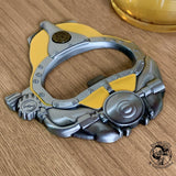 BO-09 - Kirby Morgan® Superlite® Diving Helmet Bottle Opener & Fridge magnet