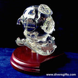 GMO-02 US MkV Diving Helmet Paperweight - Divers Gifts & Collectables