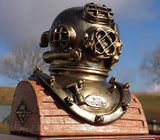 PW-01 MkV Diving Helmet - Divers Gifts & Collectables