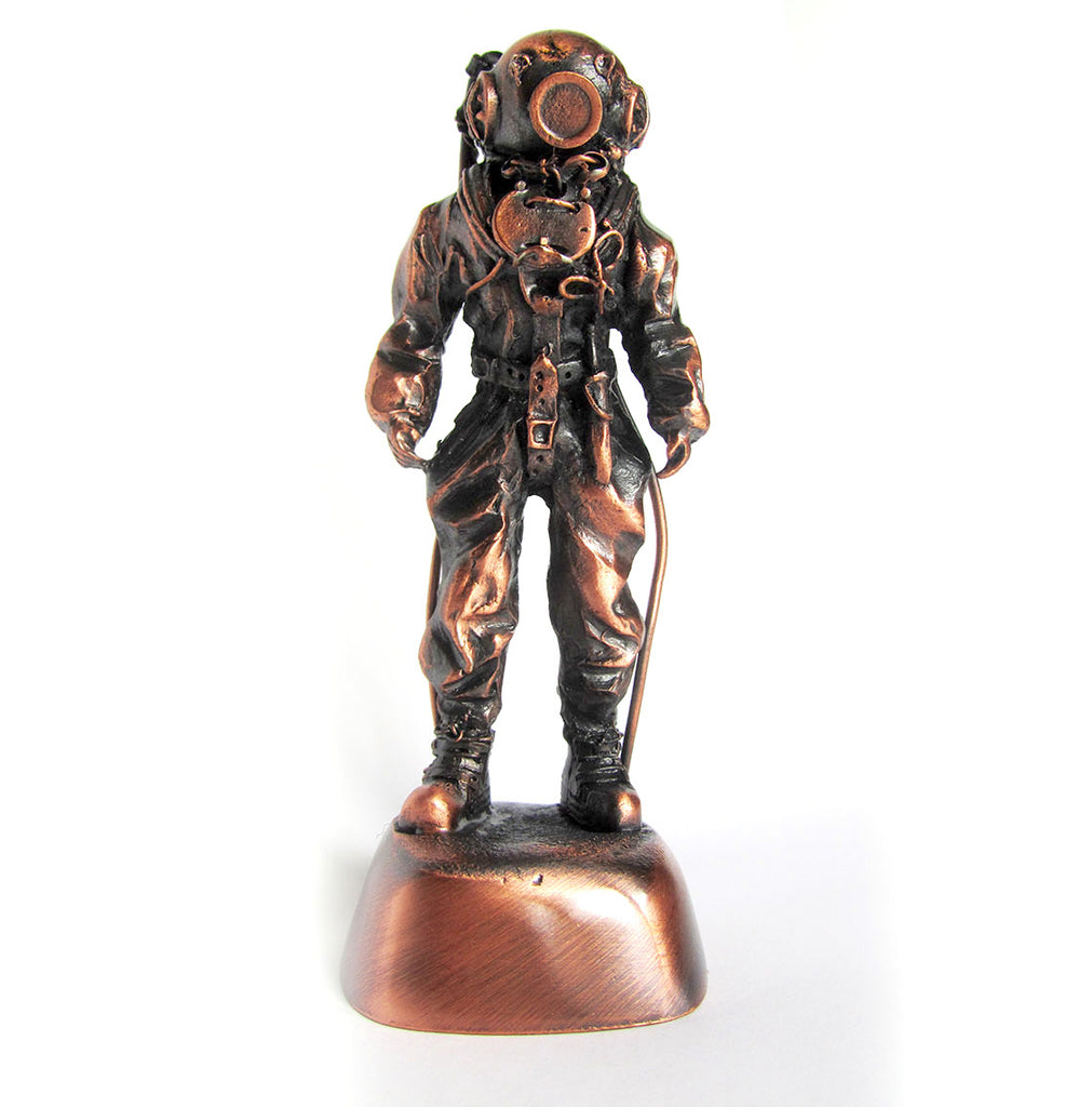PM-01 Siebe Gorman Hard Hat Diver - Divers Gifts