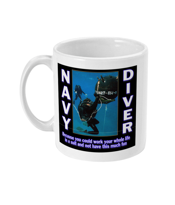 11oz Mug This Much Fun - Divers Gifts & Collectables