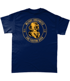 25 - Military Underwater Fire Fighting Diver - T-Shirt v2 (Printed Front and Rear) - Divers Gifts