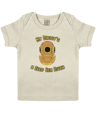 My Daddy's a Deep Sea Diver - Baby Top - Divers Gifts & Collectables
