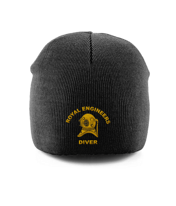 Royal Engineers Diver - Pull-On Beanie