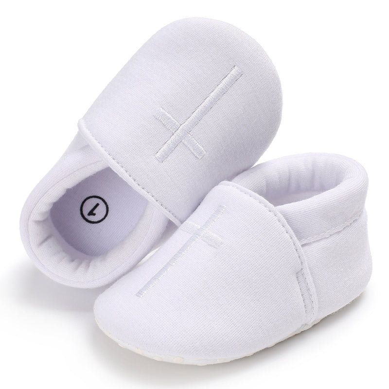 1b4f78a16 ... Load image into Gallery viewer, Baby Church Christening Shoes ...
