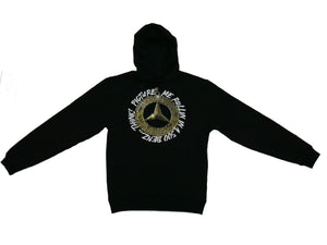 """Picture Me Rolling"" Black Hoodie"