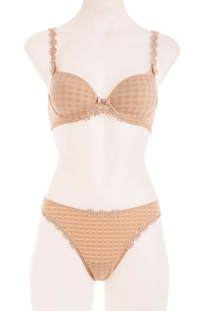 Avero Heart Shaped Padded Bra - Marie Jo