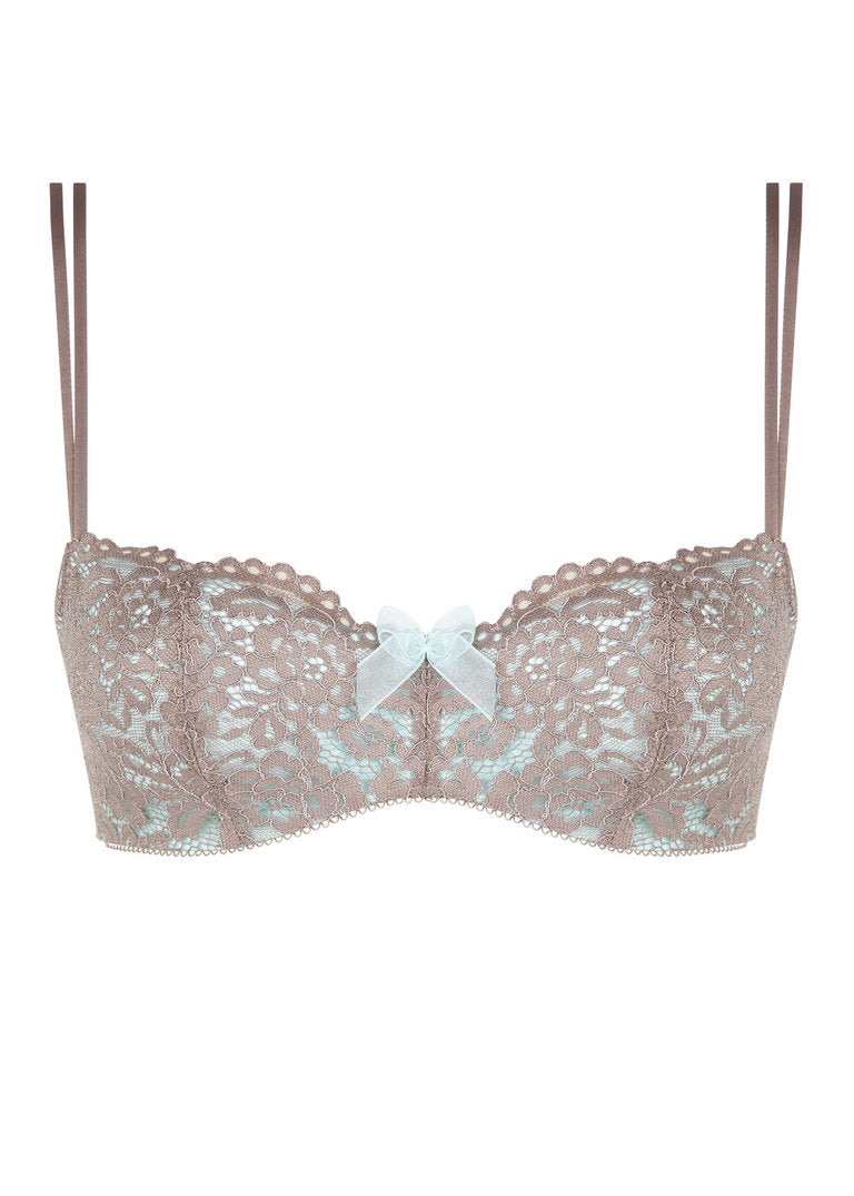 B.Tempt'd Ciao Bella Balconette Bra - Little Intimates Lingerie