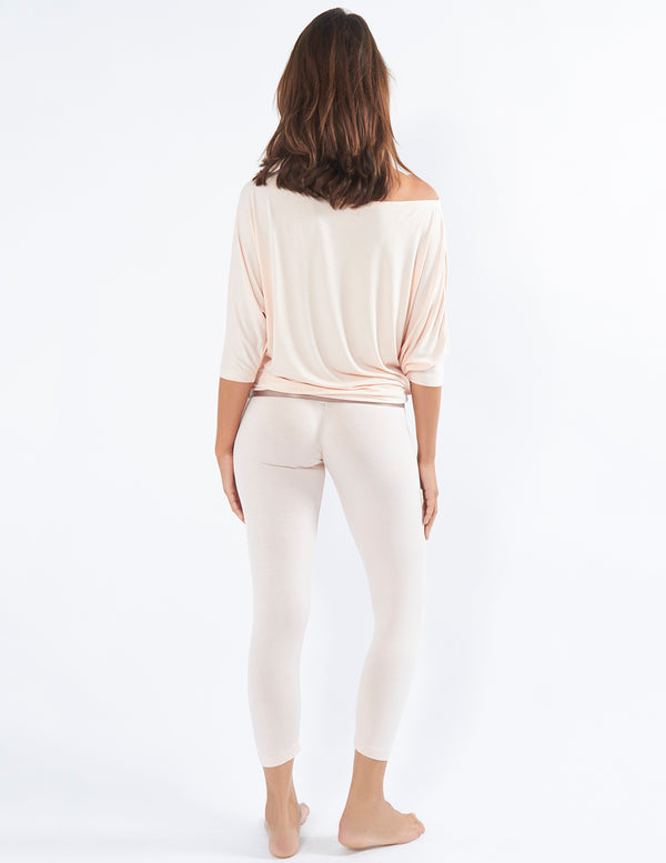 Peach Melba Leggings - Mimi Holliday (M Only)