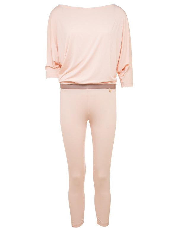 Peach Melba Slouch Top - Mimi Holliday