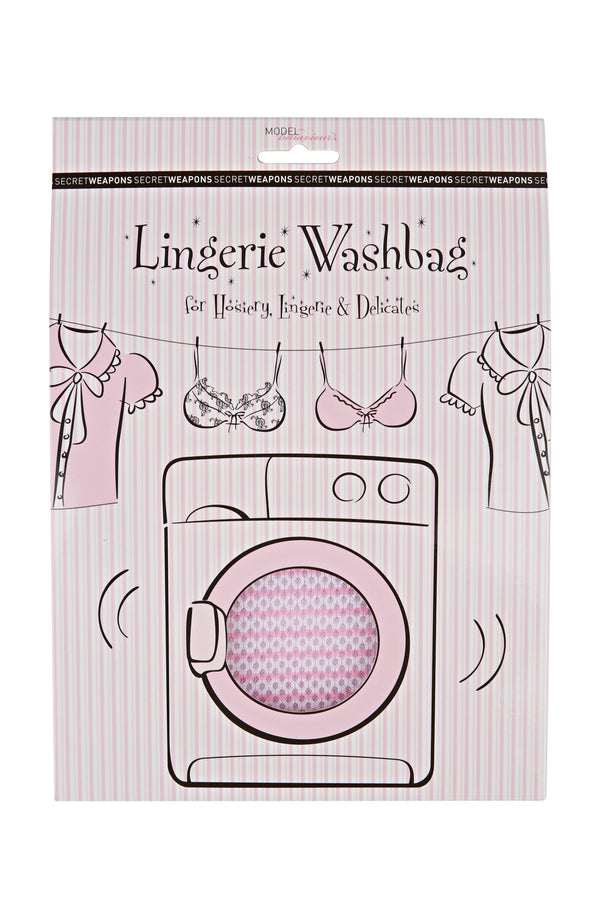 Lingerie Wash Bag - Secret Weapons