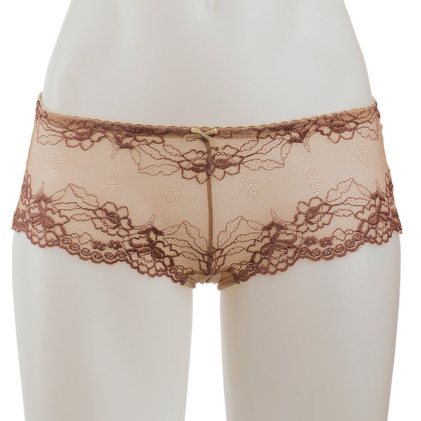 The Little Bra Company Yvonne Boyshort - Little Intimates Lingerie
