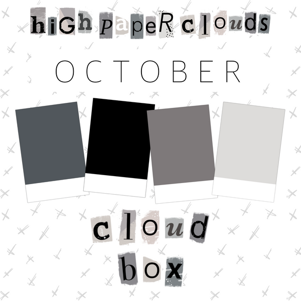 OCTOBER CLOUD BOX