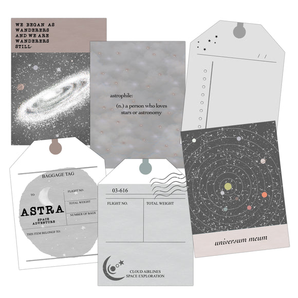 Universum Collection Journal Cards