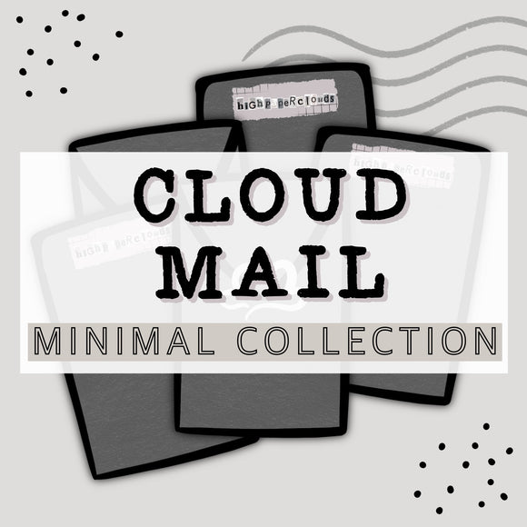 MINIMAL COLLECTION - May Cloud Mail *Surprise Subscription*